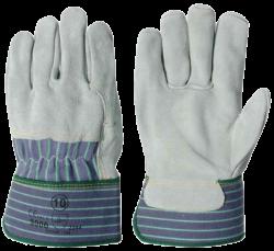 3006 - Spaltleder-Handschuh