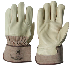 3104 -  Rindsnarbenleder Handschuh