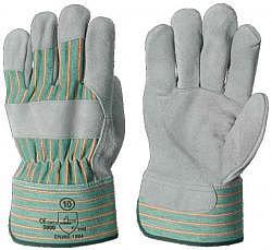 3000 - Spaltleder-Handschuh
