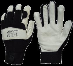 3110 -  Rindsnarbenleder Handschuh