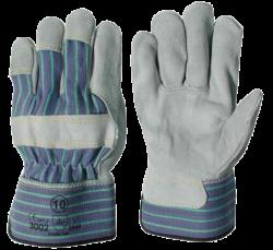 3002 - Spaltleder-Handschuh