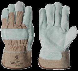3004 - Spaltleder-Handschuh