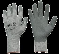 3455 -   Winter Handschuh - Latex beschichtet