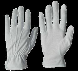 3355 -   Baumwoll-Tricot Handschuh