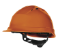 "4006 - Schutzhelm ""Quarz IV"" orange"